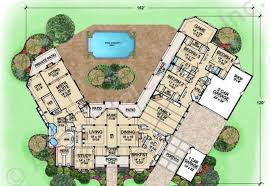 luxury house plans with pools desert pines ranch floor plans luxury floor plans