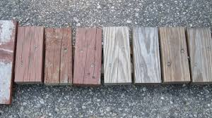 5 Expert Tips For Staining A Deck Consumer Reports by Deck Stain Test Results After Two Years Ask The Builderask The