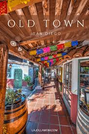 San Diego Old Town Map by Guide To Old Town San Diego Restaurants Shopping Parking And