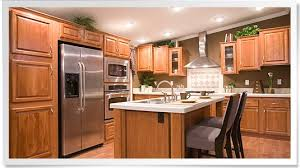 In Home Kitchen Design Home Design - Mobile homes kitchen designs