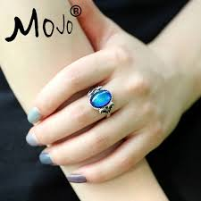aliexpress mood rings images Extra gift vintage retro color change mood ring oval emotion jpg