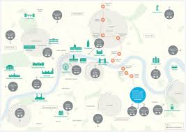 London Airports Map Find Our Campus Goldsmiths University Of London