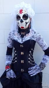 ladies u0027 fantastic halloween costume ideas dia de los muertos