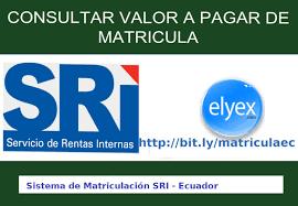 lista blanca sri ecuador consulta sppat ecuador seguro vehicular matricula soat