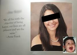 how to buy high school yearbooks mcguinness high school yearbook includes frank quotes