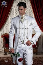 costume mariage blanc italienne sur mesure mariage blanc costume de style 1288 on gala