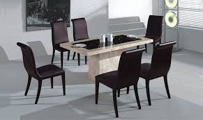 Black Stone Dining Table Top Stone Top Dining Room Tables Descargas Mundiales Com