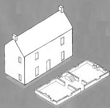 19th century german house plans home act