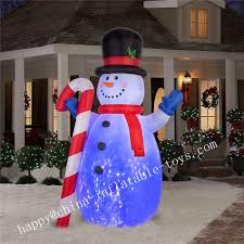 Large Christmas Decorations by Popular Large Christmas Inflatables Buy Cheap Large Christmas