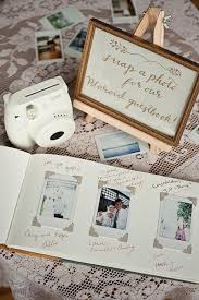 guest book ideas for wedding modern wedding guest book ideas