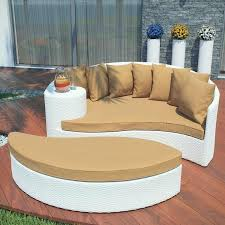Ottoman Cushions Outdoor Ottoman Cushions Greening Outdoor Daybed With Ottoman