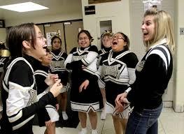 junior forms special needs cheerleading squad