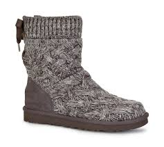 s isla ugg boot knit boots