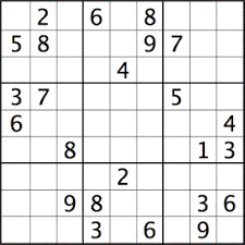 example puzzles and solutions