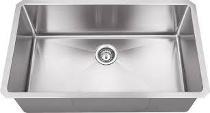 hahn stainless steel sink elegant hahn chef series handmade single bowl contemporary kitchen