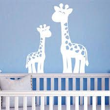 Monkey Nursery Wall Decals Giraffe Wall Decals Jungle Nursery Decor Boy Nursery Childrens