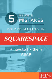 Design Mistakes 5 Newbie Mistakes You U0027re Making In Squarespace U2022 Hoot Design Co