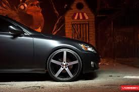 lexus is colors vossen wheels lexus is vossen cv3r