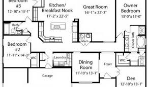 ranch homes floor plans 28 artistic ranch house layouts house plans 54224