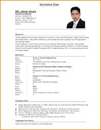 cv format for freshers doc download file standard cv format bangladesh professional resumes sle online