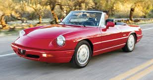 along came a spider alfa romeo u0027s beloved open air s hemmings daily