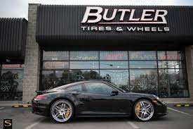 porsche chrome 991 savini wheels