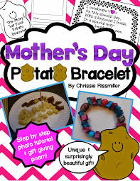 thanksgiving story bracelet poem undercover classroom mother u0027s day gift idea