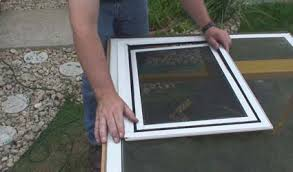 installing pet door in glass door security boss pet screen door large