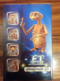 Amazon E T The Extra Terrestrial Animaltronic E T with Real