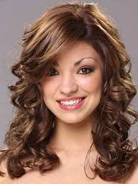 asymmetrical haircuts curly hair hairstyles for long curly hair with layers popular long