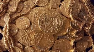 Real Treasure Maps 300 Year Old Spanish Shipwreck Holds Million Dollar Treasure