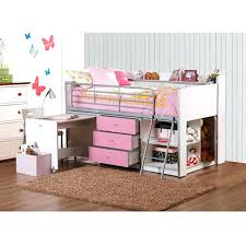 loft beds storage loft bed awesome beds canwood whistler with desk bundle cherry