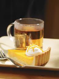 cuisiner citrouille recette de tarte à l orange et à la citrouille recette de ricardo