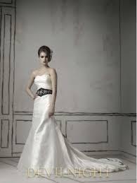 and white wedding dresses black and white sleeves wedding dress devilnight co uk