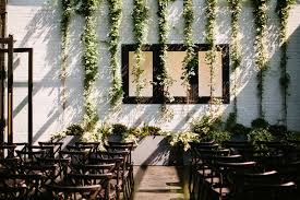 art deco inspired brooklyn wedding ruffled