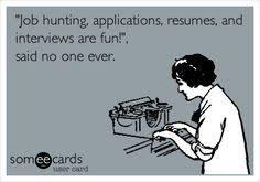Job Hunting Meme - finding the fun in your job search adzuna