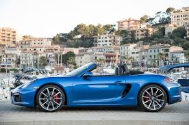 widebody porsche boxster 2015 porsche cayman boxster gts review automobile magazine