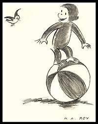 25 curious george cartoon ideas curious
