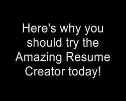 Amazing Resume Creator by Obsession Phrases Review Obsession Phrases Bonus Video Dailymotion