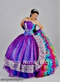 quinceanera dresses turquoise and purple naf dresses