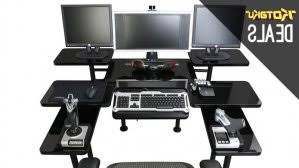gaming desk designs stunning gaming computer desk setup best ideas about gaming desk on