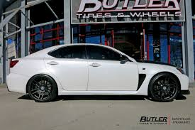 lexus is rims lexus is f with 20in tsw rouen wheels exclusively from butler