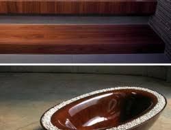 Wood Bathtubs Timber Baths And Basins