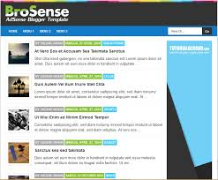 brosense v2 high ctr responsive blogger template high ctr