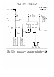 nissan murano oil filter location repair guides electrical system 2004 power supply ground