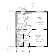 victorian style house plan 3 beds 1 50 baths 1268 sq ft plan 25