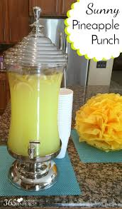 25 best yellow punch ideas on pinterest pineapple punch punch