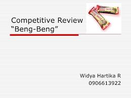 judul lagu asli iklan beng beng itu apa competitive review beng beng
