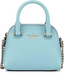 light blue crossbody purse kate spade new york cedar street mini maise crossbody bag celeste
