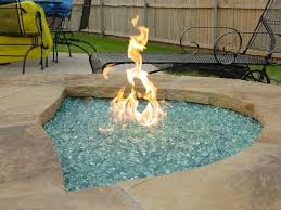 Glass Firepits Glass Outdoor Pits Best 25 Glass Pit Ideas